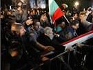 Volby v Bulharsku provázely také protesty (12. května)