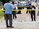 Policii v americkém New Orleans se podařilo identifikovat jednoho podezřelého...