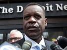 Krizov� mana�er Kevyn Orr m� rok a p�l na to, aby o�ivil m�sto Detroit.