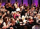 Publikum v pořadu Kufr