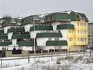 Bytový dům na pražském Barrandově, ve kterém měl v minulosti byt expremiér...