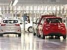 Korejské společnosti Hyundai se v České republice daří, továrna v Nošovicích na