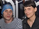 Pod projektem snázvem WWW se skrývá performer Sifon a srbská zpěvačka Milesa,