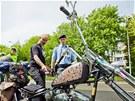Zadržení rakouských motorkářů