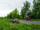 Cyklostezka z Hradec Králové na Kuks