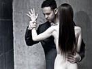 Michael Foret zapózoval se zcela nahou přítelkyní Eliškou