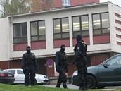 Policie zasahovala v L�zn�ch Kostelec u Zl�na v souvislosti s kauzou metyl