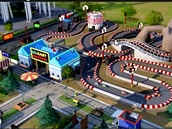 SimCity - z&#225;bavn&#237; park