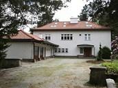 Slavná Vavrečkova vila ve Zlíně patří firmě, která je v současnosti v konkurzu.