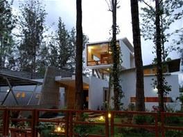 Moderní bydlení v  Bengalúru