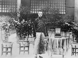 Pchu I byl posledním čínským císařem v historii