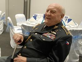 Generál Zdeněk Škarvada na galavečeři ke Dnům NATO v Ostravě (září 2012)