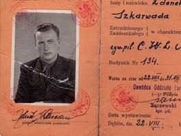 Propustka polského letectva na základně v Deblinu