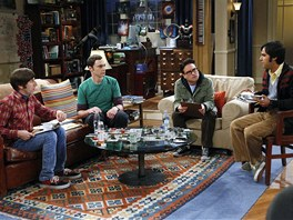 Ze seri�lu Teorie velk�ho t�esku (The Big Bang Theory, 5. �ada)