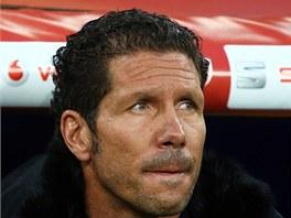 Diego Simeone, trenér Atletika Madrid