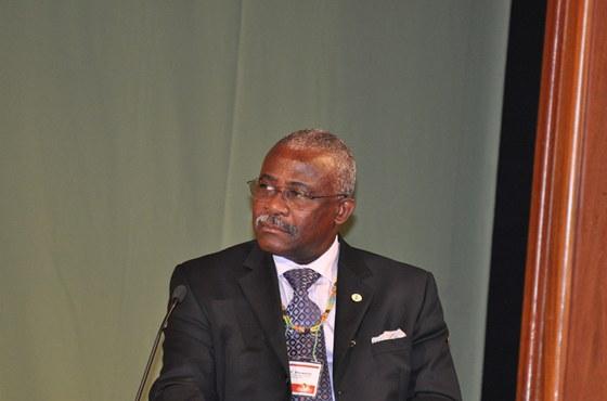 Kanayo F. Nwanze - prezident Mezinárodního fondu pro zemědělský rozvoj (IFAD)