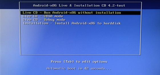 Boot na instalační USB paměť