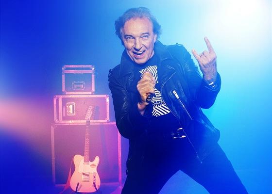 Karel Gott zahraje poprvé na rockovém festivalu.
