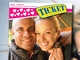 Laurent Lamothe a Petra Nmcov na tituln stran magaznu Ticket