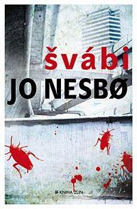 Jo Nesbo, obálka knihy Švábi