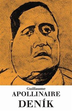 Obálka Deníku od Guillauma Apollinaira
