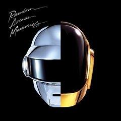 Obal desky Random Access Memories od Daft Punk