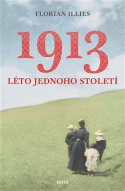 Obálka knihy 1913 - Léto jednoho století