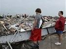 K řadě lidí se naše varování nedostalo, litují meteorologové  (21. května 2013)