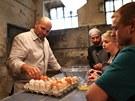 Na práci s vejci se pozná kvalita kuchaře.