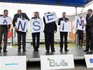 Ostravský superpočítač dostal jméno. Politici a manažeři pozvaní na slavnostní