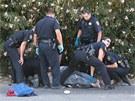 Ot�esn� �tok a n�sledn� z�sah policie zachytily kamery p�ihl�ej�c�ch (22.