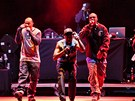 Wu-Tang Clan na festivalu Primavera Sound 2013