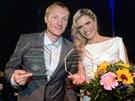 Ondřej Moravec a Gabriela Soukalová zvítězili v anketě o nejlepšího biatlonistu
