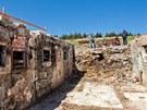 Ruiny Petrovy boudy v Krkonoších