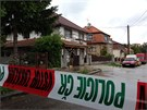 Havráie vodovodního potrubí v Praze 4 vyplavila čtyři domy.