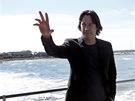 Herec Keanu Reeves na festivalu v Cannes