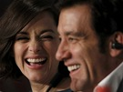 Marion Cotillard a Clive Owen v Cannes