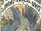 Alfons Mucha, Nöel 1897