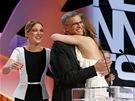 Z předávání cen festivalu v Cannes