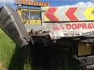 21.5. 2013: nehoda na d�lnici D5