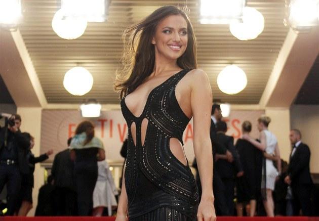 Irina �aiková (Cannes 2013)