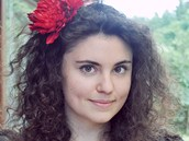 Módní blogerka Sandra Kisi�