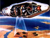 �pioná�ní satelit KH-4 programu Corona obsahoval dva návratové moduly, které na...