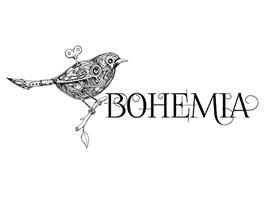 Logo multimediálního projektu Bohemia