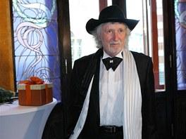 Juraj Jakubisko oslavil 75. narozeniny.