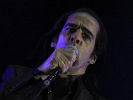 Nick Cave na festivalu Primavera Sound 2013