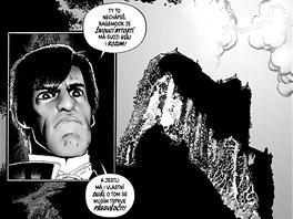 Z komiksu Ragemoor