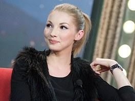 Pavl�na J�grov� v Show Jana Krause