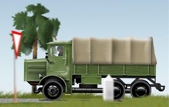 Vozidlo typu Tatra T – 25 je s odstupem doby možné oprávněně považovat za jedno
