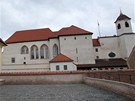 Hrad Špilberk po opravách, východní bašta